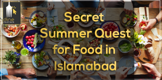 food in islamabad