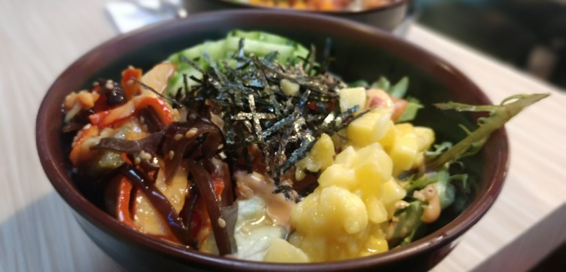 Happy Teriyaki poke