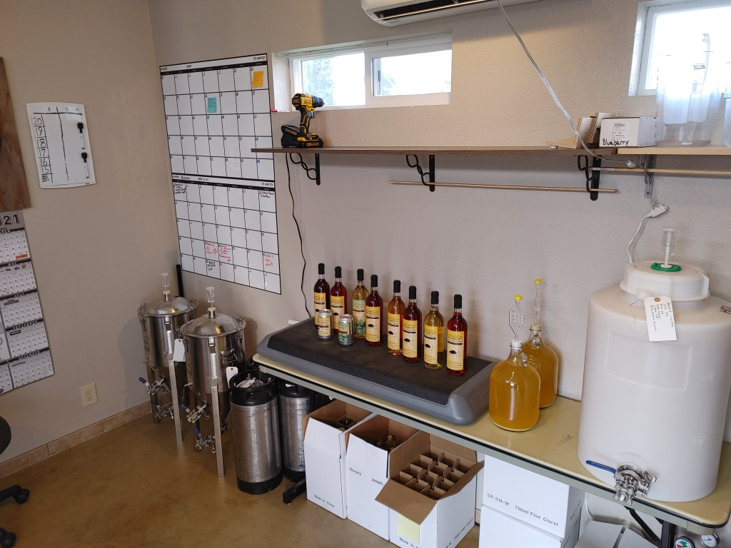 mead operation
