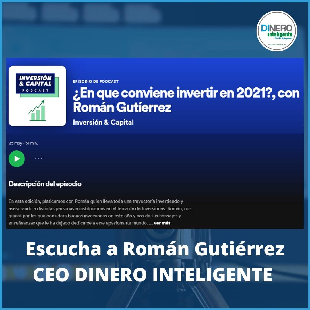 Dinero Inteligente Wealth Management Fund Fondos Inversion Perspectivas Mercados Podcast Spotify