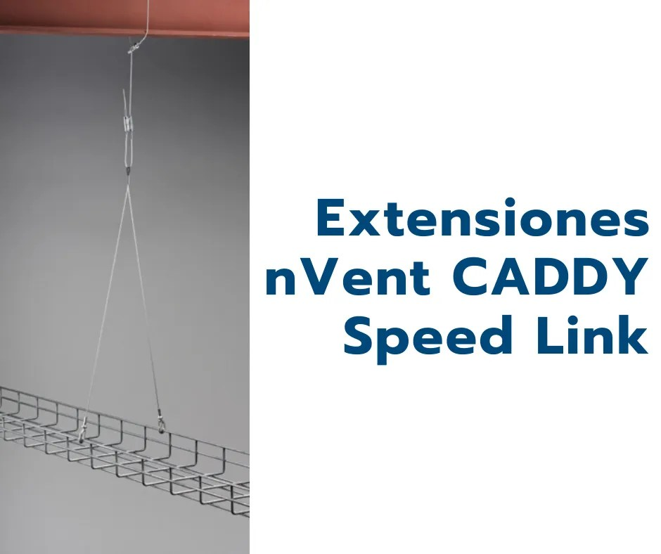 Extensiones nVent CADDY Speed Link