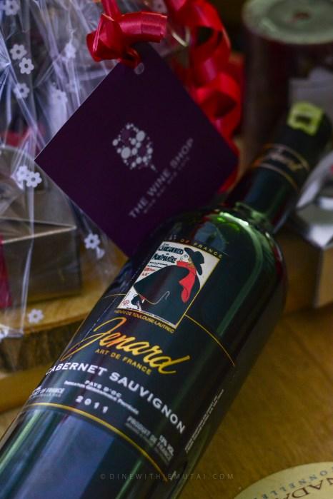 C Wine Christmas Hamper| Dine With Jemutai -5