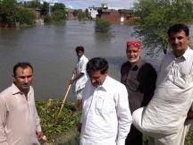Mian Amjad Dinga Flood