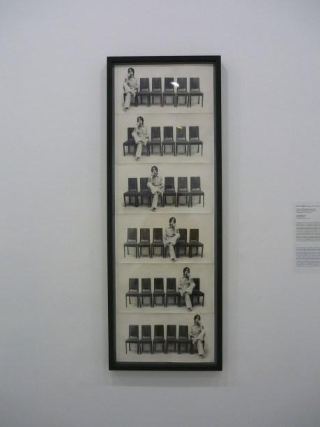 6 asimétrico, Nacho Criado, 1974