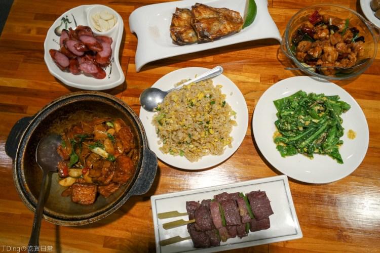 【台南美食】台南在地米其林推薦餐廳福樓Fu Lou,有琳琅滿目的中華料理、燒烤、海鮮、日本料理及鐵板燒餐點,非常適合商務、家庭聚餐