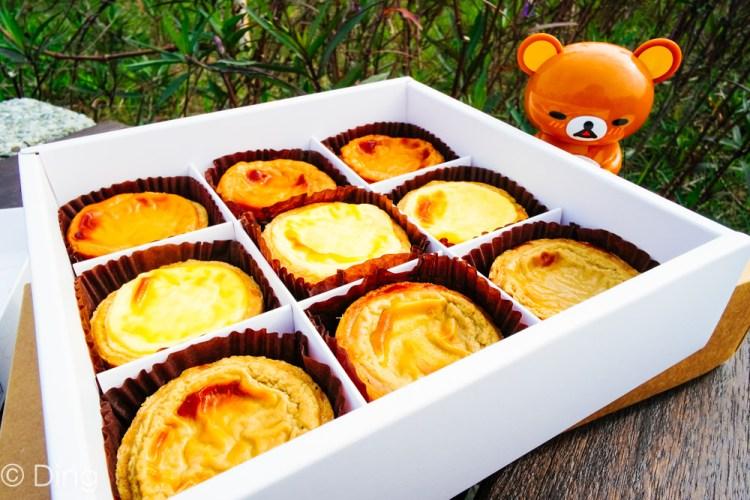 【台中甜點】時常出沒市集256。貳伍柒,推出頗受好評的療癒系春節禮盒囉~甜點控不要錯過!