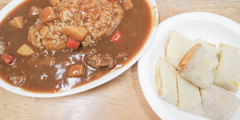 【台南中西區宵夜】民生路上宛如深夜早餐店的188晚餐宵夜,有特別的軟骨咖哩飯、麻油雞飯(冬天限定),造福無數夜貓族。