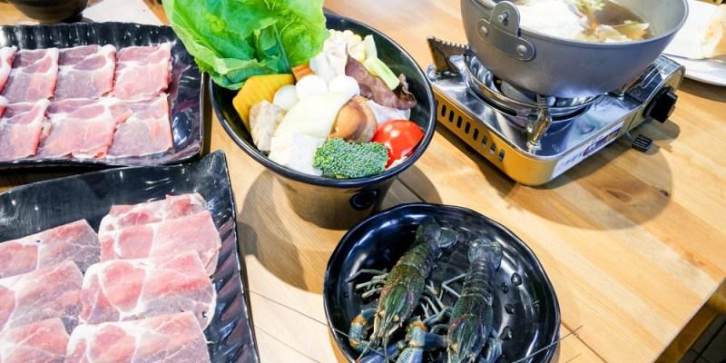 彰化一日遊景點推薦 花壇鄉必吃新鮮蔬菜、海鮮的神農鍋物,還有必逛的北中南農產品串連的「新農匯神農物流市集」。