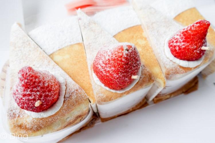 台南東區千層蛋糕 無店面超人氣低調千層蛋糕,「默默Moremore甜點」每月限量訂購,有好吃的草莓、焦糖、藍莓、巧克力千層蛋糕。