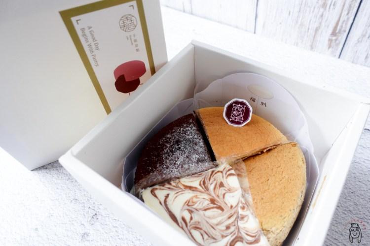 台北宅配甜點 「芙稻菓室」主打米製的甜點,適合送禮,生乳霜塔、舒芙蕾甜點讓人難以抗拒。