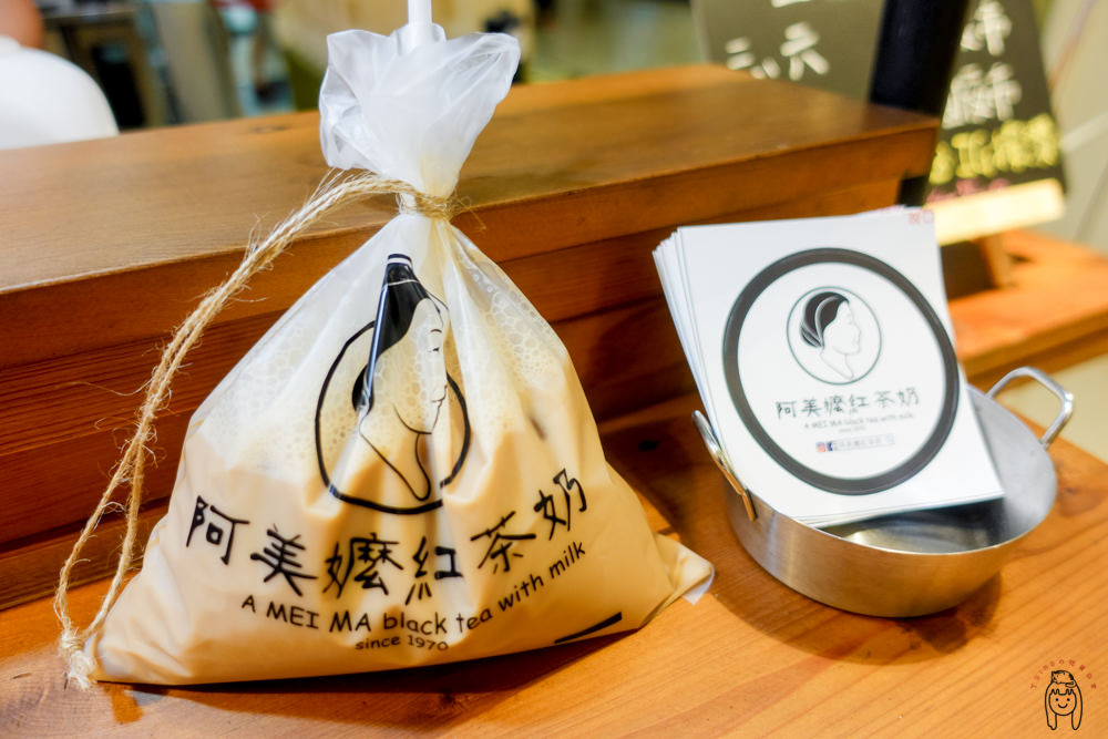 台南夜市美食 「阿美嬤紅茶奶」專賣古早味紅茶牛奶、特濃紅茶,一喝就愛上~在大東、武聖、花園夜市都買得到喔!