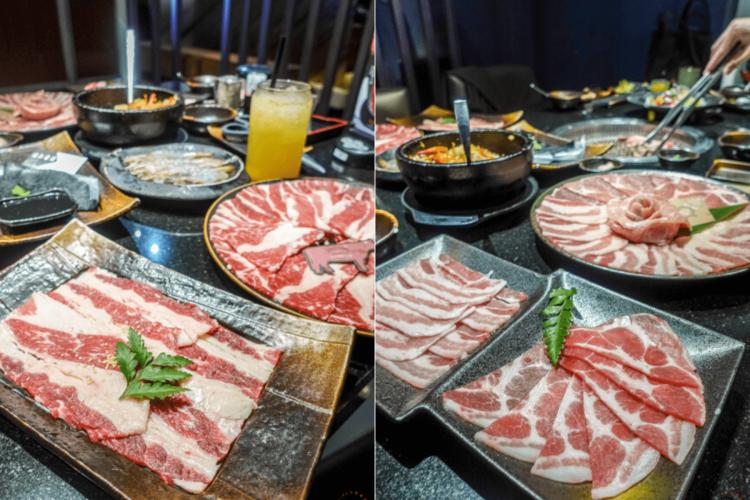 台南燒肉推薦 碳佐麻里,適合聚餐聚會的精品燒肉店,推薦2~3人超值燒肉套餐,多次回訪也願意!