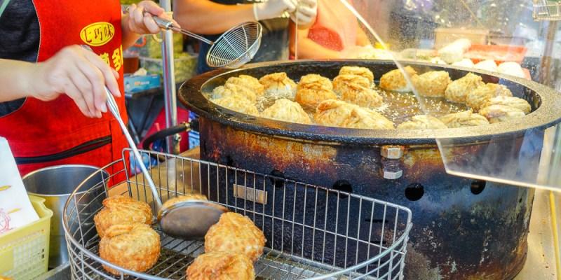 宜蘭羅東夜市美食   七巧味三星蔥多餅,夜市必吃美食,排隊也願意的酥脆三星蔥餅。