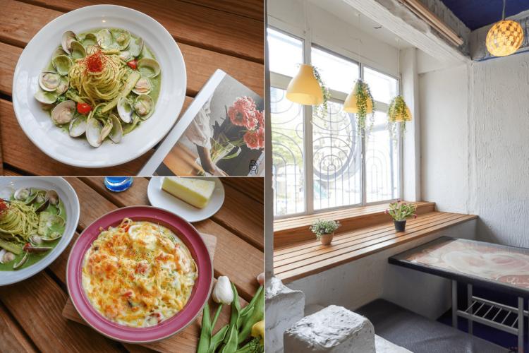台南北區餐廳 | 伊甸風味館,好市多周邊適合聚餐的義式料理餐廳,CP值超高又美味!