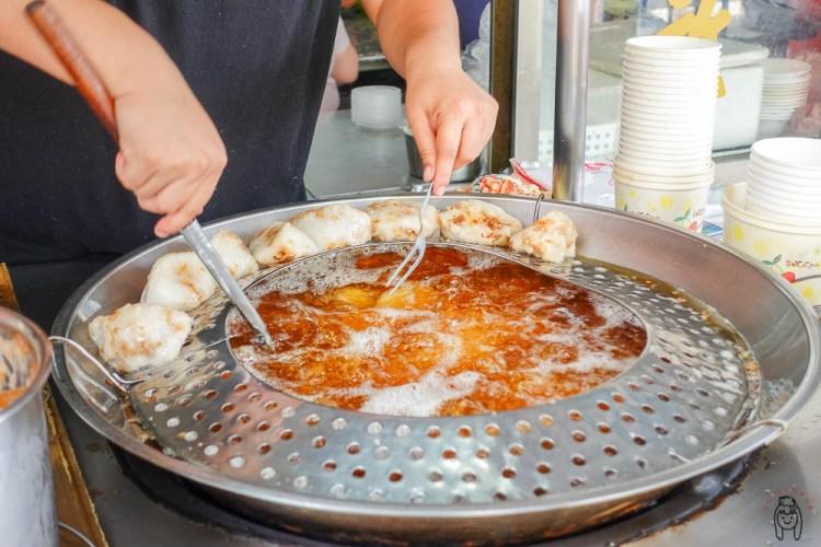 彰化美食 | 北斗肉圓詹,在地人推薦的好味道,特別調味內餡,買兩粒只要$40,內行人就吃這家!