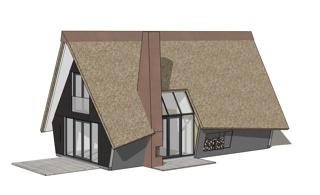 Betaalbare Prefab Woning : Pitch prefab huis dingemans architectuur