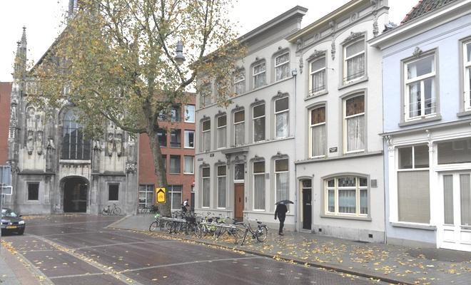 Monumentale panden Reinier van Arkel Den Bosch verbouwing