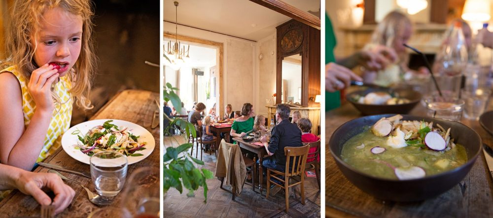 Het gouden hoofd restaurant Gent