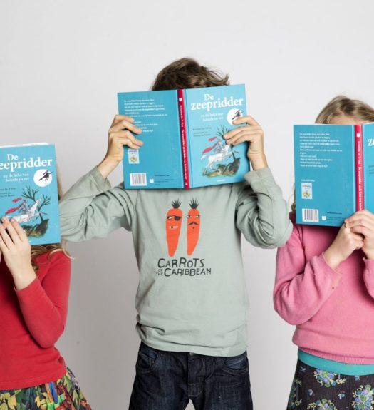 De Zeepridder beste kinderboek