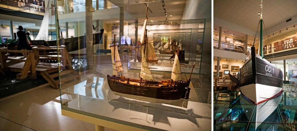 Navigo visserijmuseum Oostduinkerke Zee