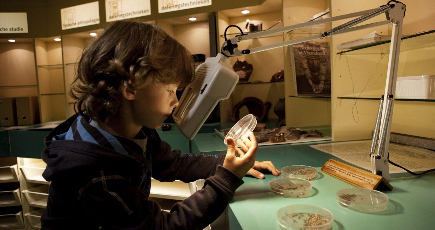 Archeologisch museum Ename