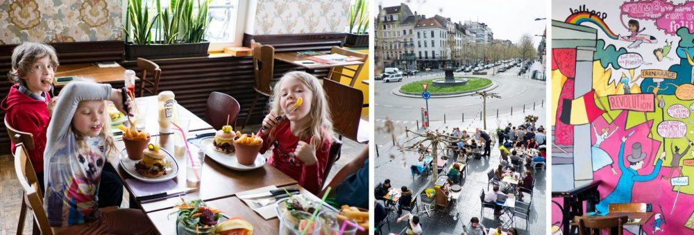 Houtsiplou restaurant Brussel