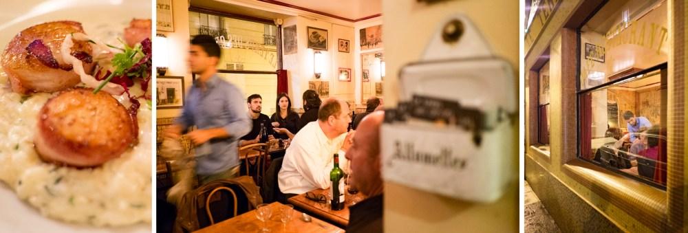 Le Temps des cerises Restaurant Paris