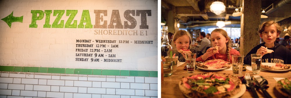 Pizza East Eat London Dingenzoekers