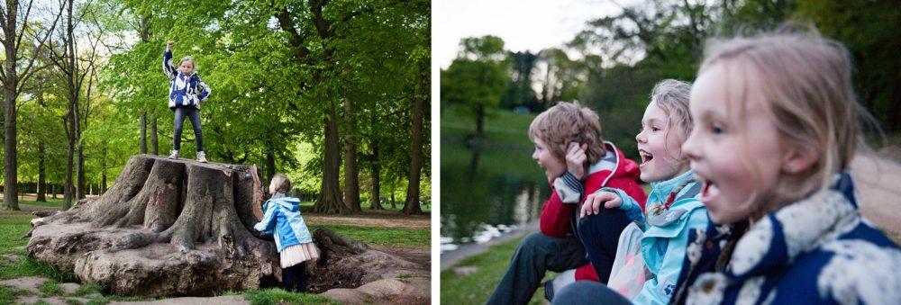 Brussel met kinderen / Brussels with kids: TerKameren bos Brussel