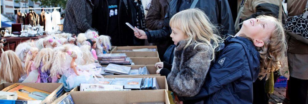 Brussel met kinderen / Brussels with kids: Vossenplein Brussel
