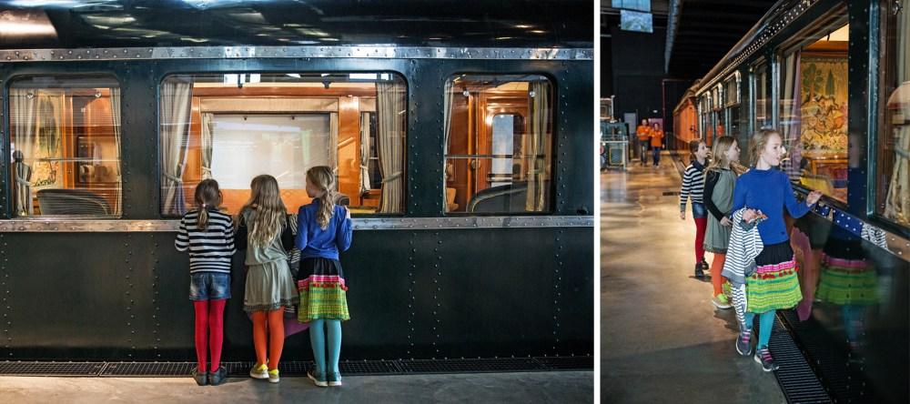 Train World museum Brussel