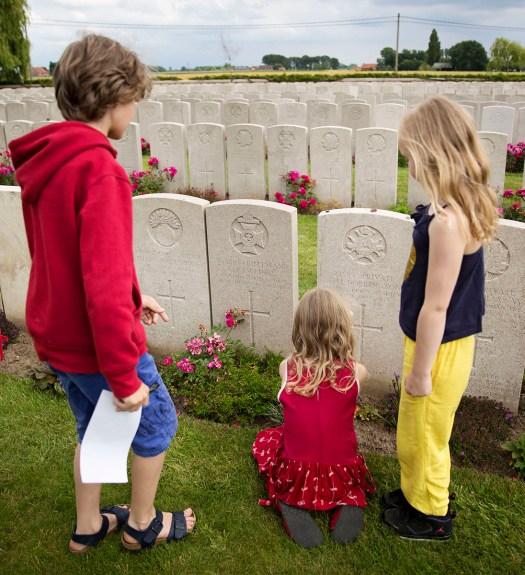 Lijssenhoek militair kerkhof