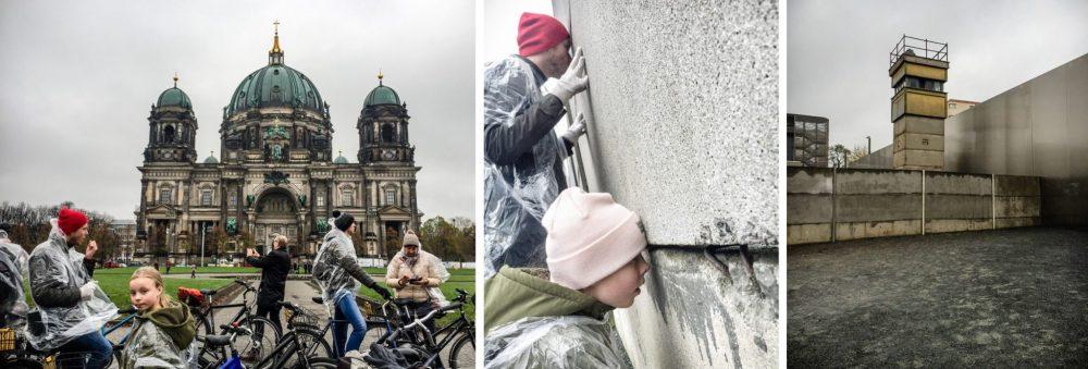 Berlijn met kinderen: Fietsen door Berlijn