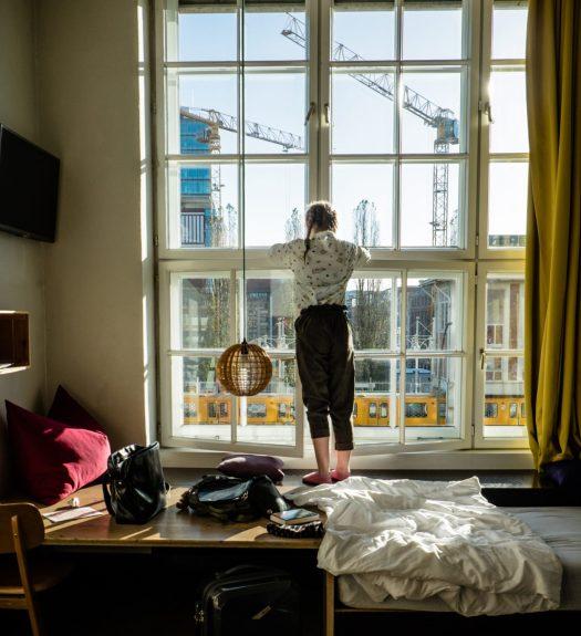 Berlijn met kinderen: Michelberger Hotel Berlijn