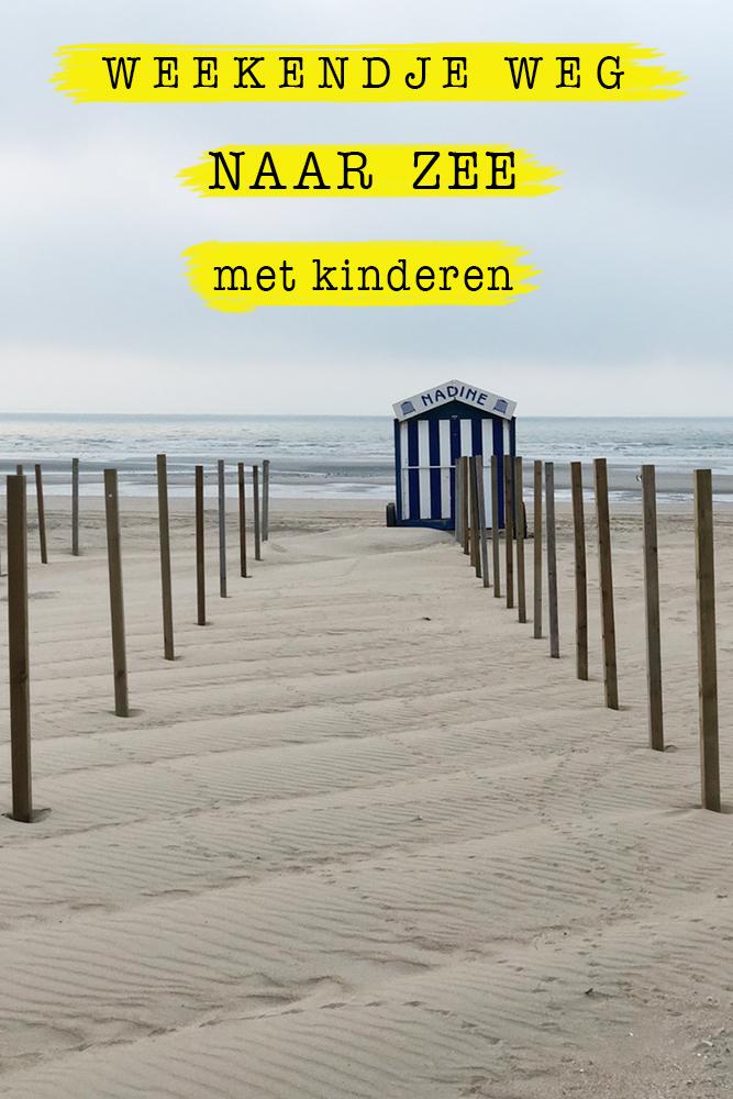 Weekendje weg naar de Belgische kust