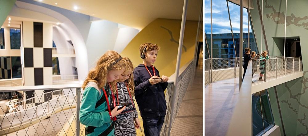 Museum met kinderen : Hergé Kuifje