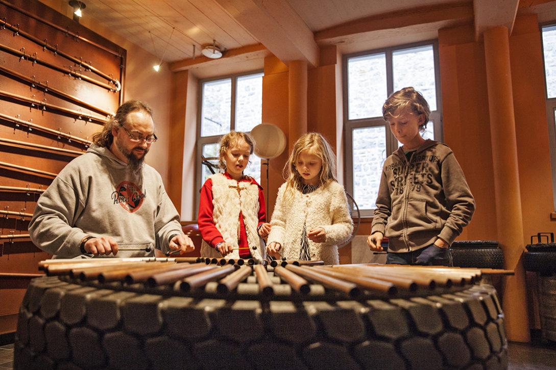 Herfstvakantie: muziek maken