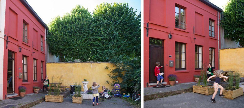 Kindvriendelijk vakantiehuis in Gent: Sleepstreet