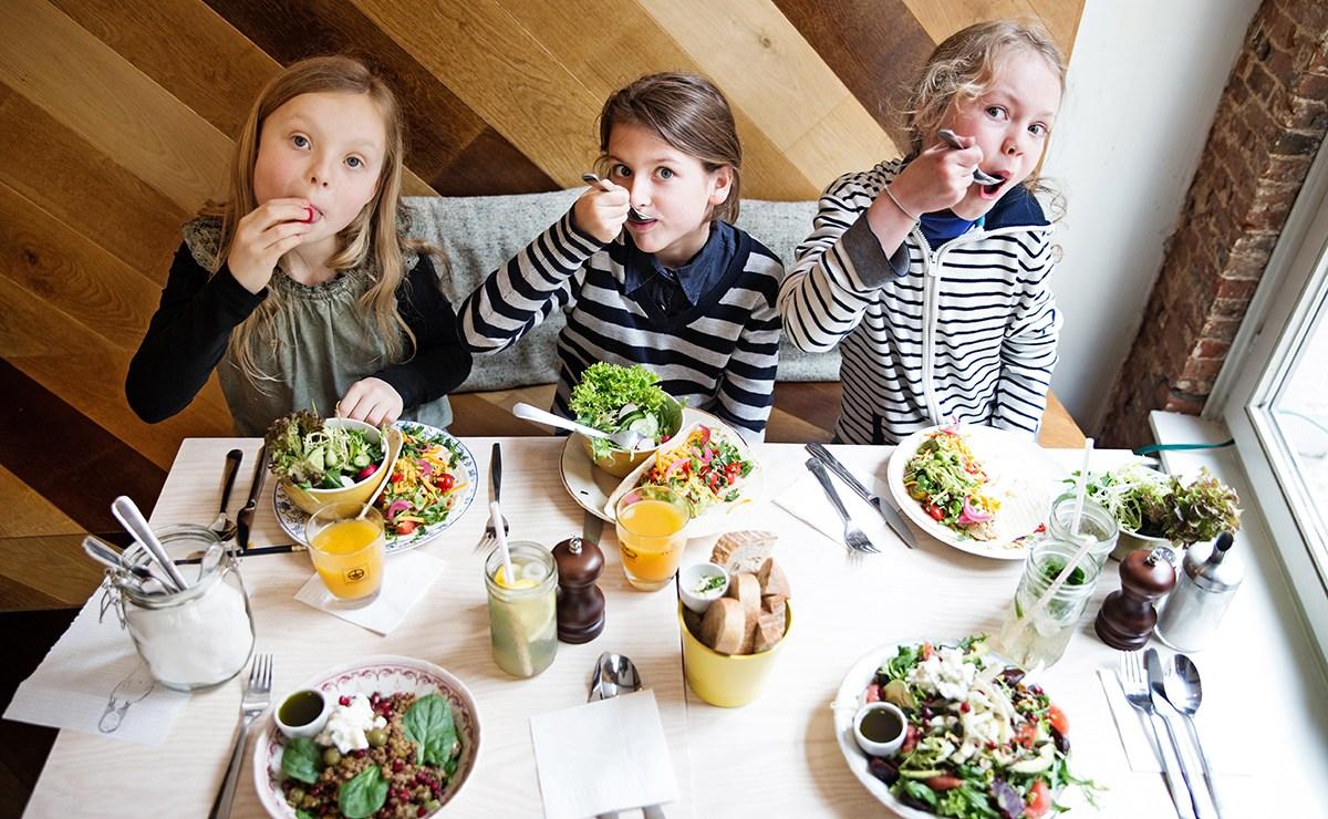 Sister Bean: kindvriendelijk restaurant
