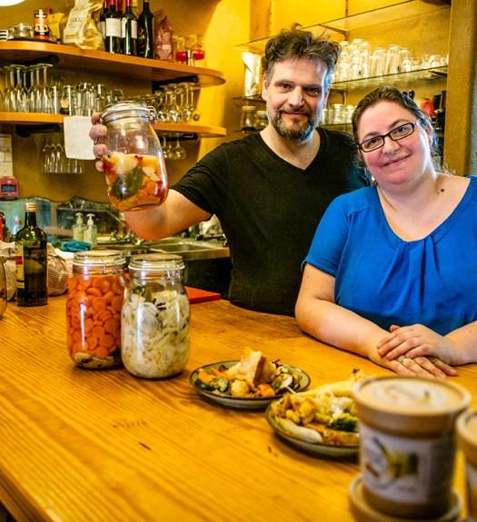 Zero Waste in de keuken: Bar Emma in Mechelen