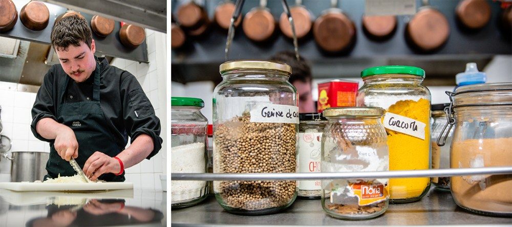 Zero waste keuken: Le Local