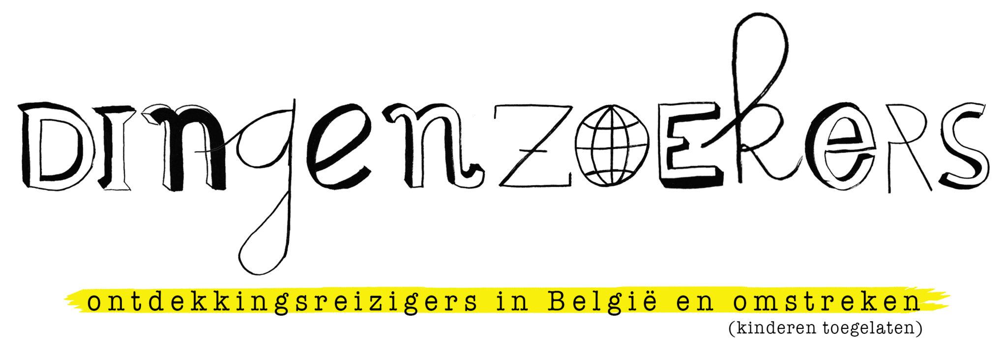 Ontdekkingsreizigers in België en omstreken (kinderen toegelaten)