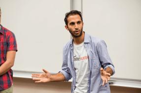 Benjamin Khakshoor, Co-Founder of CourseHunter