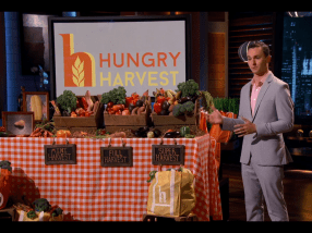 hungry harvest shark tank
