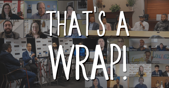 wrap up pitch spring 2020
