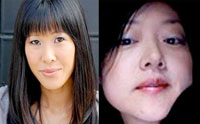 Laura Ling and Euna Lee