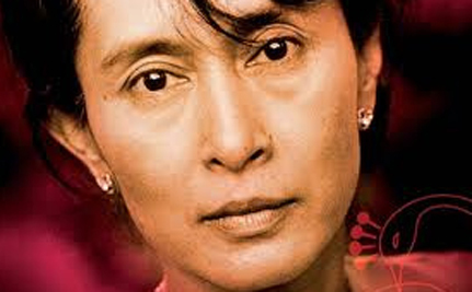 Thousands Line The Streets For Aung San Suu Kyi's Campaign