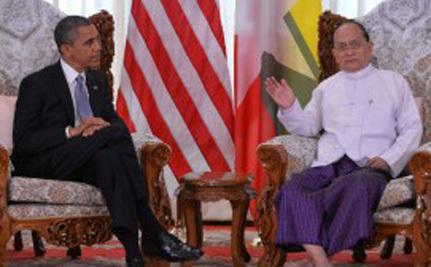 Obama Sending The Wrong Message To Burma