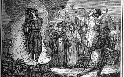 Image result for witch hunts