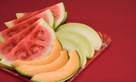 3 Super-Healing Summer Melons